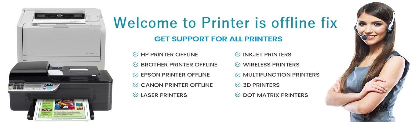 Printer is offline fix